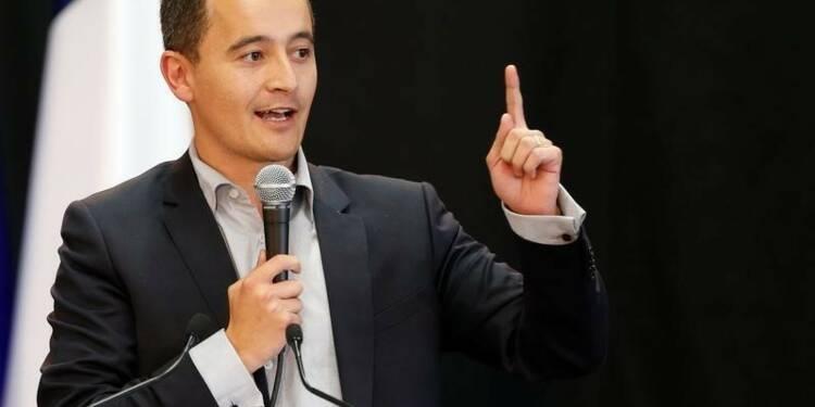 Darmanin annonce son soutien à Sarkozy pour la primaire