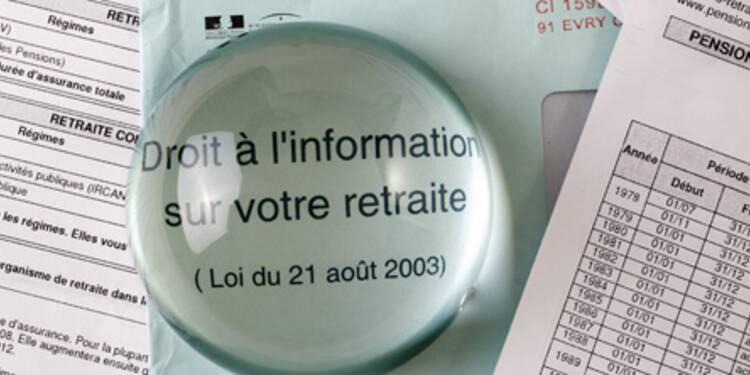 Les futurs retraités vont recevoir de nouveaux documents d'information