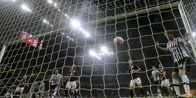 Mediaset et Sky à l'amende sur les droits TV du football italien