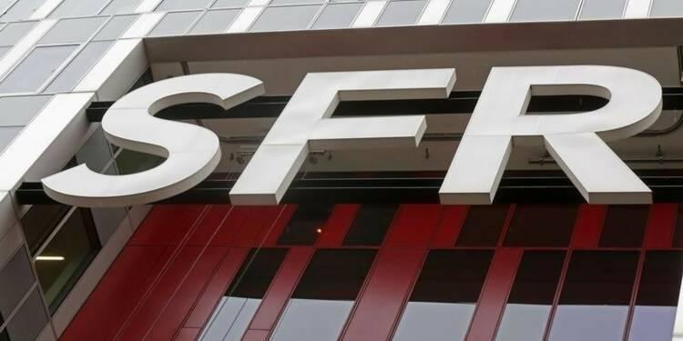 SFR prévoit de réduire d'un tiers ses effectifs après 2017-syndicats