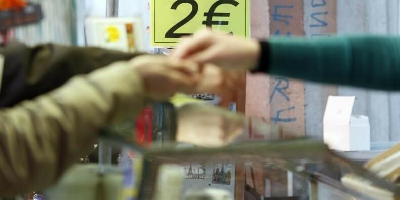 Inflation annuelle confirmée à 0,2% en zone euro