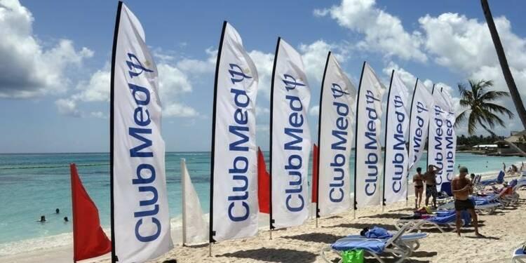 Club Med en bonne voie pour réaliser ses objectifs à moyen terme