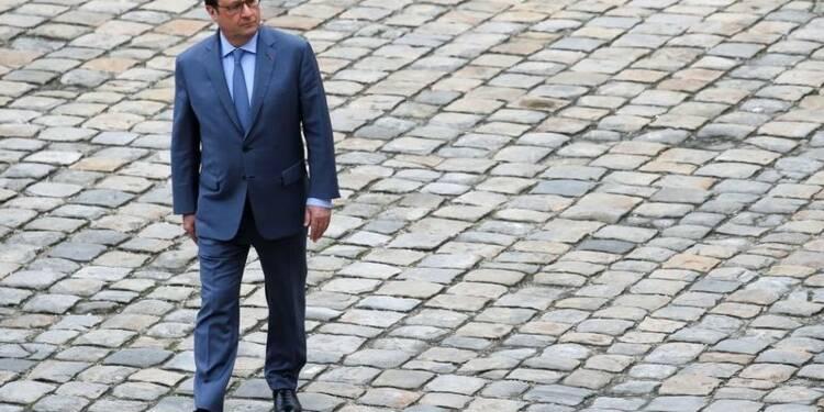 François Hollande favori de la primaire de gauche, selon Elabe