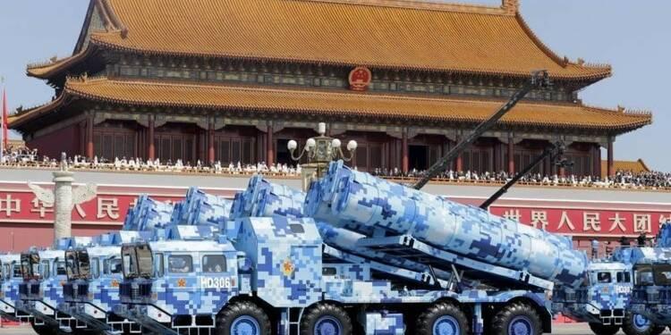 Les exportations chinoises d'armes presque doublées en cinq ans