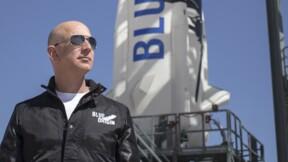 La fusée de Jeff Bezos franchit un cap majeur vers le tourisme spatial