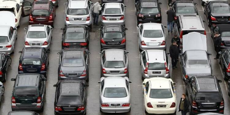 Le marché automobile allemand en hausse de 8% en juin