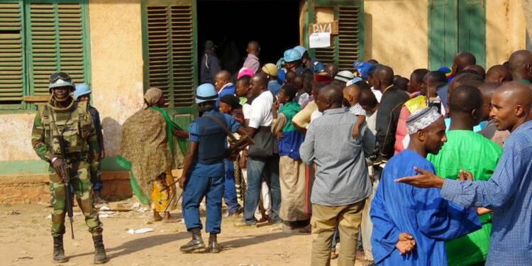 La Centrafrique élit son président et ses députés
