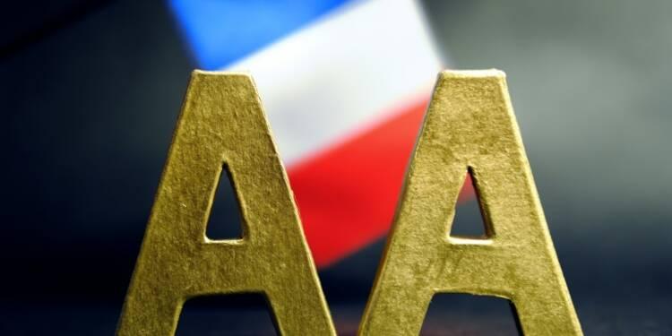 Fitch maintient la notation de la France (AA), perspective stable