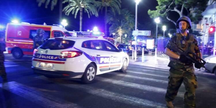 Des dizaines de morts et blessés à Nice, pas de prise d'otages