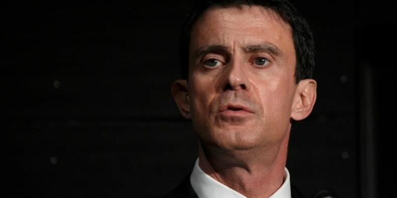 """Manuel Valls défend une gauche """"confrontée au réel"""""""