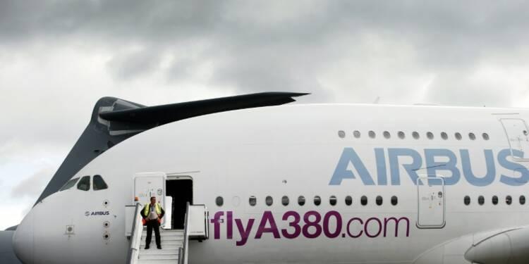La réduction de la cadence de production de l'A380, un revers pour Airbus