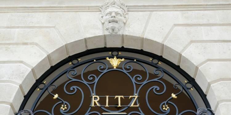 Le mythique palace du Ritz rouvre ses portes, après une rénovation à 140 millions d'euros