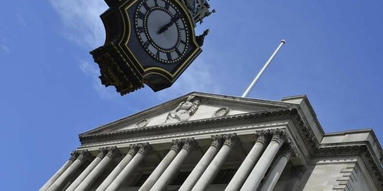 La Banque d'Angleterre prévient des conséquences d'un Brexit