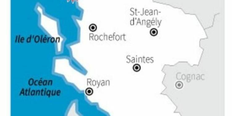Blocages d'accès routiers à La Rochelle par les agriculteurs