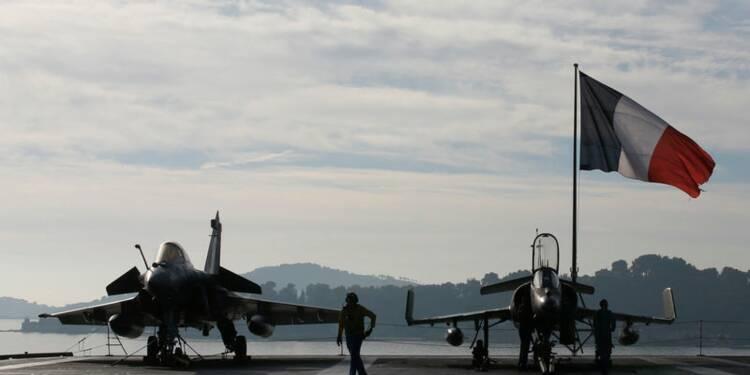 La France pourrait combattre l'Etat islamique également en Libye