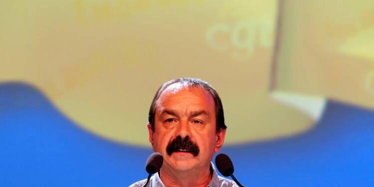 """La CGT accuse la police de brutalités """"sur ordre"""""""