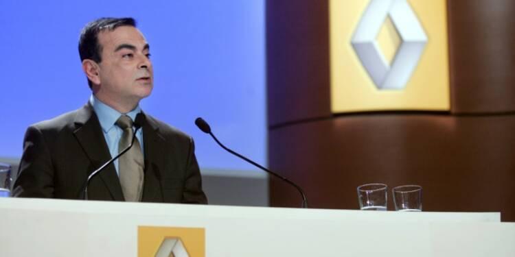 """Renault: rentabilité semestrielle """"record"""", objectifs confirmés"""