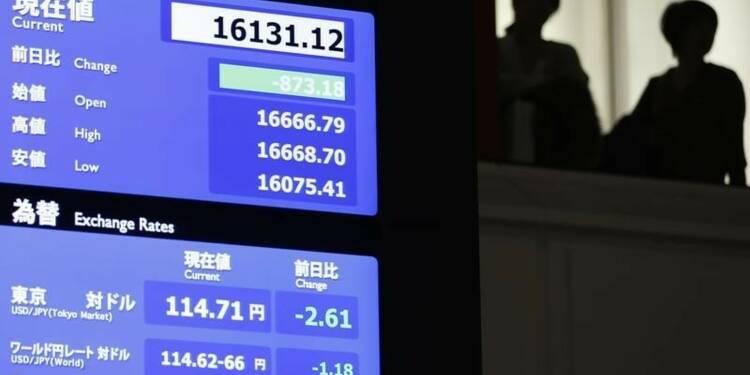 Les obligations japonaises passent en territoire négatif
