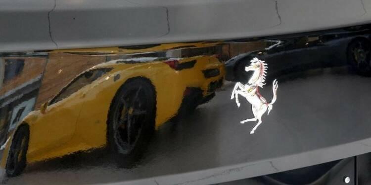Ferrari dépasse les attentes au deuxième trimestre