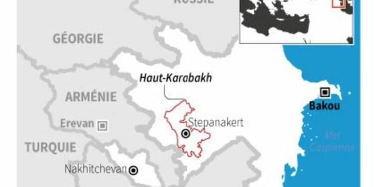 Nouveaux incidents au Haut-Karabakh, plusieurs tués