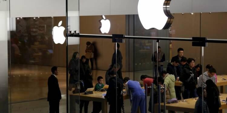 Apple a vendu moins d'iPhone que prévu au 1er trimestre