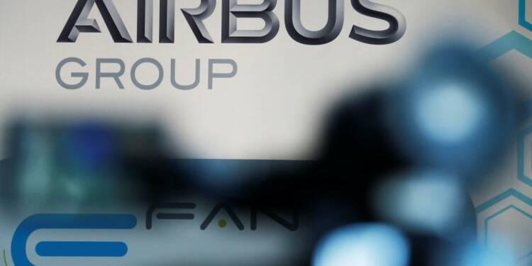Airbus Group visé par une enquête du parquet financier