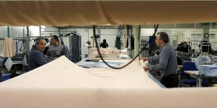 Contraction du secteur manufacturier britannique en avril