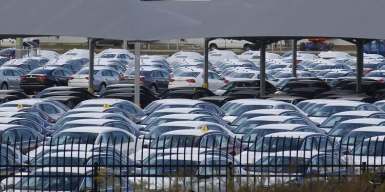 Le marché automobile américain parti pour un record en 2015