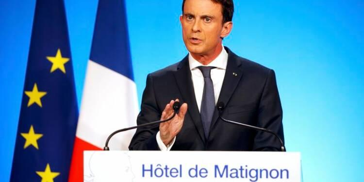 Le danger de l'extrême droite n'est pas écarté, dit Manuel Valls