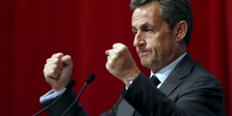 Nicolas Sarkozy exhorte les députés LR à voter la déchéance