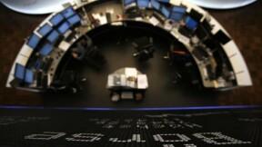 Les marchés européens dans le rouge à la mi-séance