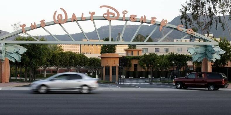 Résultats trimestriels de Walt Disney inférieurs aux attentes