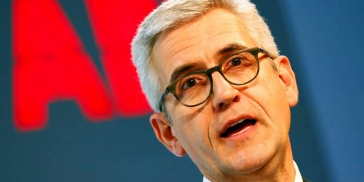 ABB annonce un bénéfice en baisse de 70% au 4e trimestre