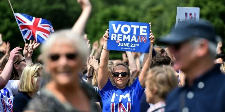 Géographie du Brexit: la campagne anglaise contre Londres et l'Ecosse