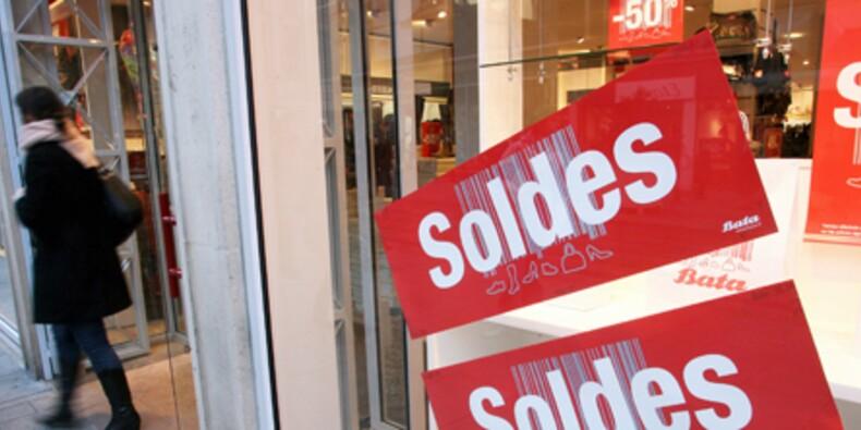 Les soldes, lueurs d'espoir pour les commerçants