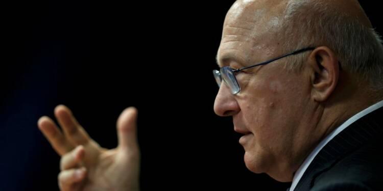 Sapin ne veut pas que le débat sur le Brexit bloque la zone euro
