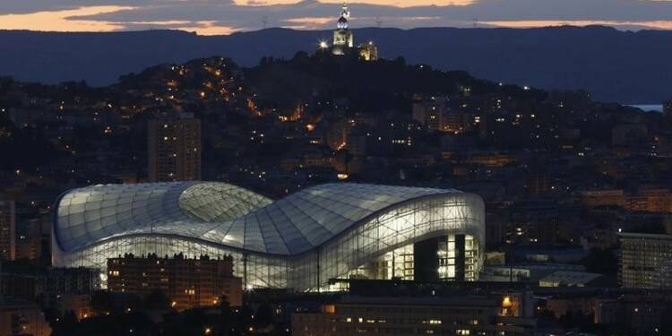 """Le stade Vélodrome de Marseille devient l'""""Orange Vélodrome"""""""