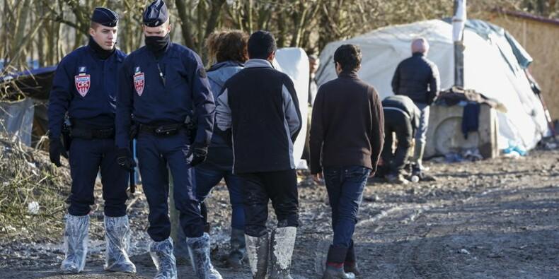 Affrontements entre migrants dans le camp de Grande Synthe