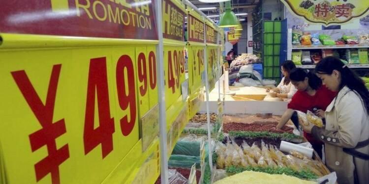 Le risque d'une déflation à la japonaise se précise en Chine