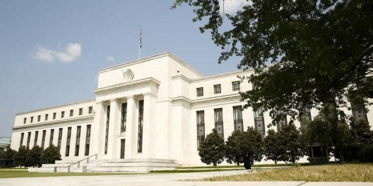 La Réserve fédérale américaine prête à intervenir si nécessaire