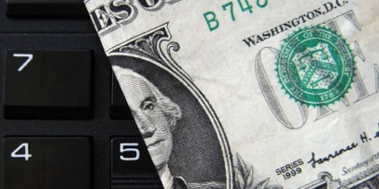 Le dollar poursuit sa correction