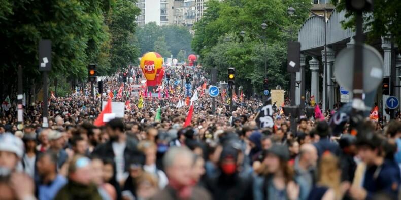 La protestation contre la loi Travail marque le pas