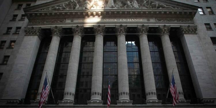 La Bourse de New York a fini en hausse modérée