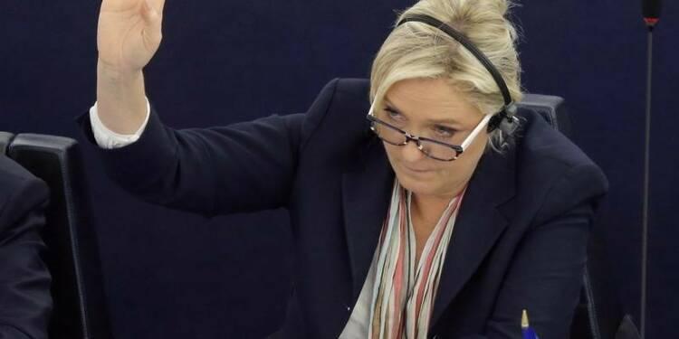 Le Brexit, une arme à double tranchant pour Marine Le Pen