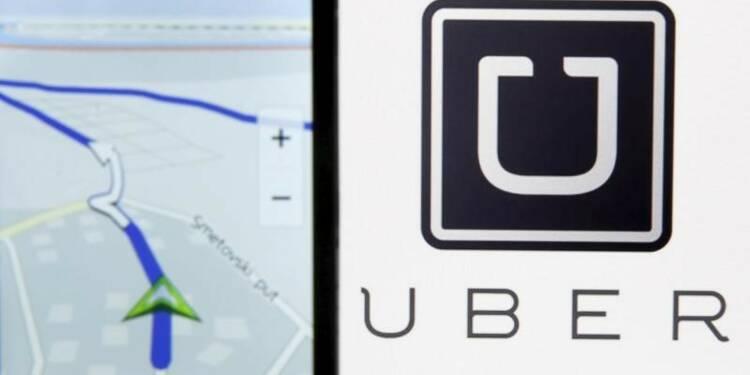 Uber France condamné à verser 1,2 million d'euros aux taxis