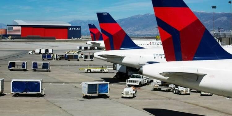 Delta reprend progressivement ses vols après une panne informatique