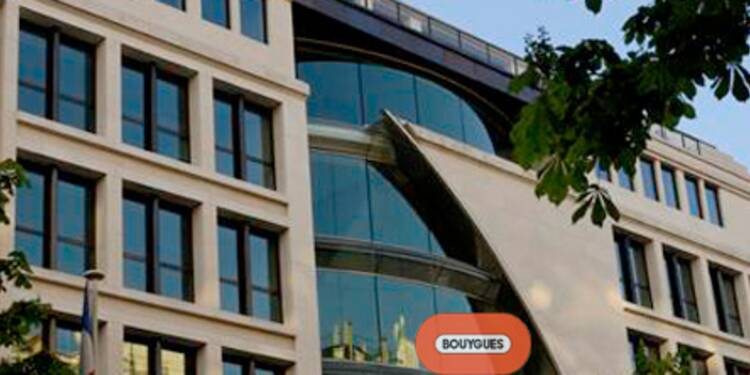 Bouygues décolle en Bourse malgré des résultats en baisse
