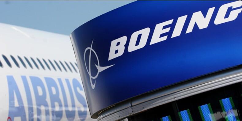 Airbus prend de l'altitude et se rapproche de son rival Boeing