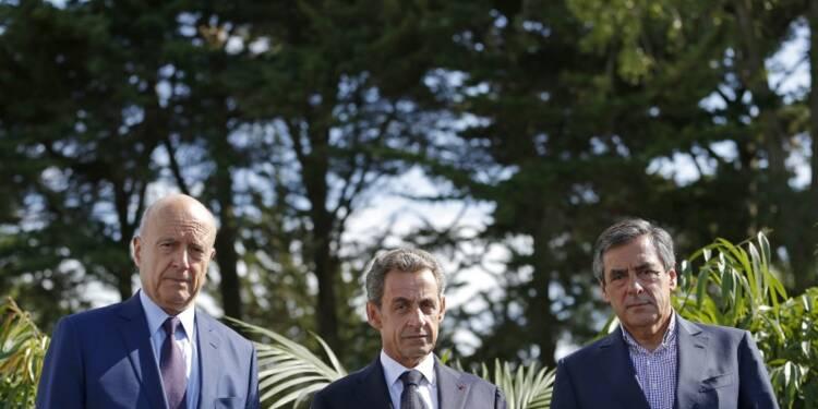 Trou d'air pour Alain Juppé pour la primaire à droite