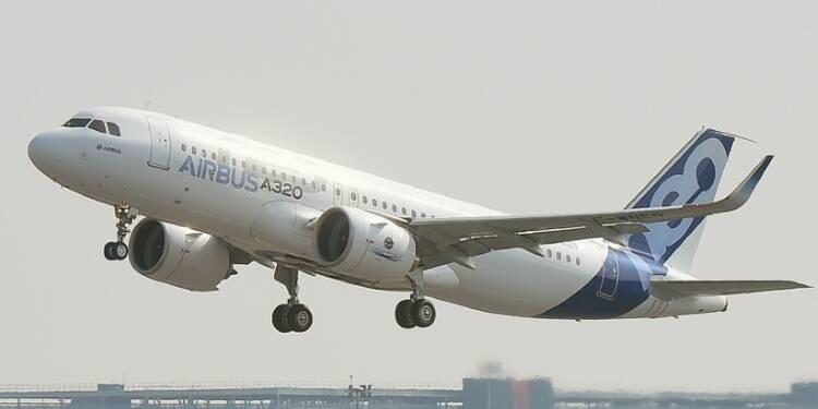 Air Côte d'Ivoire commande à Airbus quatre A320